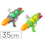 Pistola de agua 35 cm