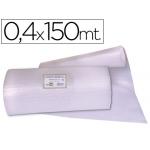 Liderpapel BU66 - Plástico burbujas, rollo de 0,40 x 150 m