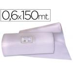 Liderpapel BU67 - Plástico burbujas, rollo de 0,60 x 150 m