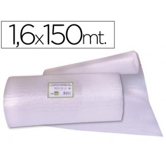 Liderpapel BU17 - Plástico burbujas, rollo de 1,60 x 150 m