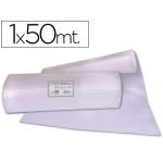 Liderpapel BU15 - Plástico burbujas, rollo de 1 x 50 m