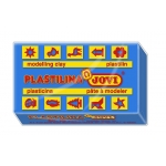 Jovi 70-13 - Plastilina, pastilla de 50 grs, color azul oscuro