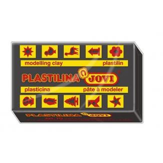 Jovi 70-15 - Plastilina, pastilla de 50 grs, color negro