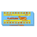 Jovi 71-12 - Plastilina, pastilla de 150 grs, color azul claro
