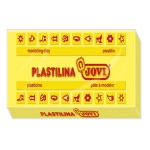 Plastilina Jovi 72 color amarillo claro tamaño grande