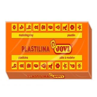 Plastilina Jovi 72 color naranja tamaño grande