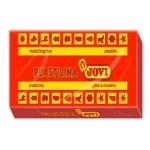 Jovi 72-05 - Plastilina, pastilla de 350 grs, color rojo