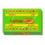 Plastilina Jovi 72 color verde claro tamaño grande