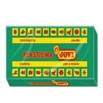 Jovi 72-11 - Plastilina, pastilla de 350 grs, color verde oscuro