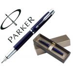 Pluma Parker im color azul ct