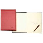 Pardo 687506 serie autograph - Portafirmas, 18 departamentos, color marron