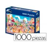 Puzzle Anadel piezas disneyland