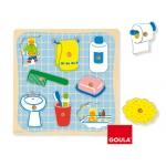 Puzzle Diset baño
