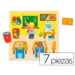 Puzzle Diset escuela