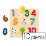 Puzzle Diset números (6)