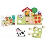 Puzzle Goula 1-5 21 piezas