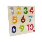 Puzzle Goula numeros 10 piezas