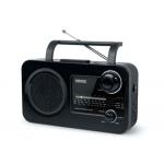 Radio Daewoo analógico 4 bandas salida de auriculares 220v