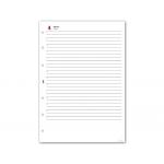 Recambio agenda Finocam 500 anualidad día página 117x181 mm