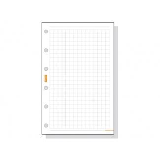 Recambio agenda Finocam 500 cuadrícula 117x181 mm