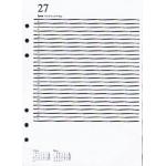 Recambio agenda anillas Miquelrius 155x215 mm integralplus día página