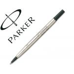 Recambio rotulador roller Parker 0.8 color negro