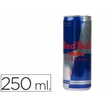 Refresco red bull lata de 250 ml