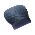 Reposamuñecas 3m para raton color azul motivo agua con superficie de precisión mw311be