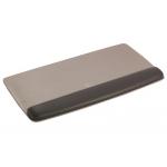 Reposamuñecas 3m para teclado piel negra linea prevención total wr420le