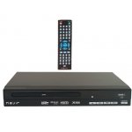 Reproductor dvd Nevir mpeg4/xvid usb 2.0 1 scar 2.0