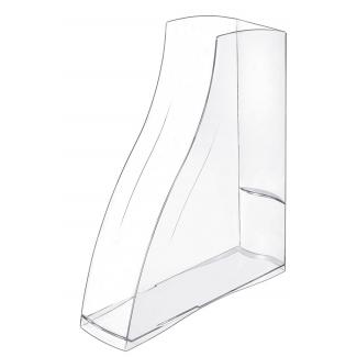 Revistero Cep isis plástico transparente