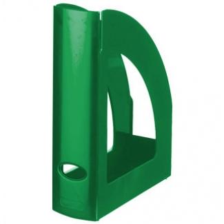 Revistero Liderpapel plástico color verde opaco