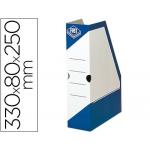 Revistero Fast-PaperFlow cartón color azul