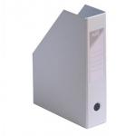 Revistero Fast-PaperFlow pvc ultra resistente color blanco