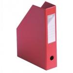 Revistero Fast-PaperFlow pvc ultra resistente color rojo