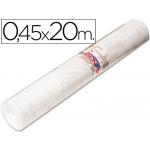 Aironfix 67000 - Rollo adhesivo, 0,45 x 20 metros, transparente