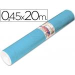 Aironfix 67013 - Rollo adhesivo, 0,45 x 20 metros, color azul mate
