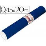 Aironfix 67005 - Rollo adhesivo, 0,45 x 20 metros, color azul oscuro mate