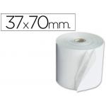 Rollo sumadora electro 37 mm ancho x 70 mm diámetro