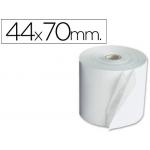Rollo sumadora electro 44 mm ancho x 70 mm diámetro