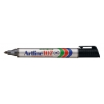 Rotulador Artline marcador permanente 107 color negro punta redonda