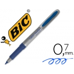 Rotulador Bic para cd/dvd permanente color azul