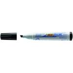 Bic Velleda NB1751-09C - Rotulador para pizarra blanca, punta biselada, color negro