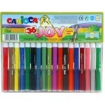 Carioca Joy - Rotuladores de colores, caja de 36 colores
