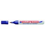 Rotulador Edding marcador de seguridad visible bajo la luz ultravioleta punta redonda 1,5 mm