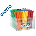 Rotulador Giotto turbo color school pack 12 unidades por 12 colores surtidos