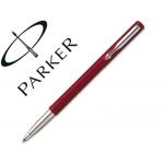 Rotulador Parker roller vector standard--rojo-