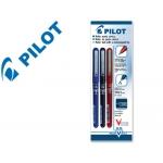 Rotulador Pilot color SURTIDO blister 3