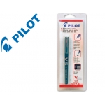 Rotulador Pilot color azul blister 1