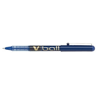 Rotulador Pilot roller v-ball color azul 0.7 mm